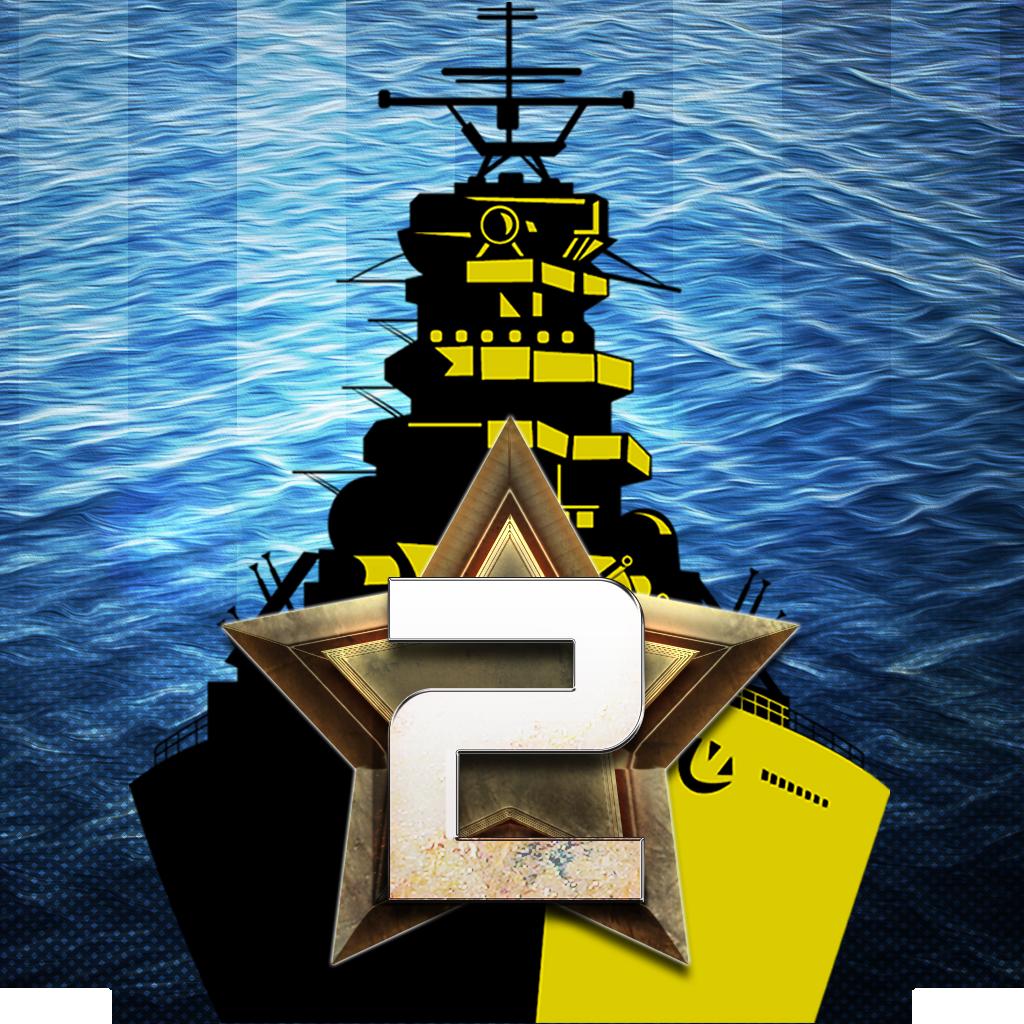 Battle Fleet 2: WW2 in the Pacific by Capital j Media LLC icon