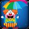 Ice Cream Rain Madness - Funny Clown Umbrella Adventure